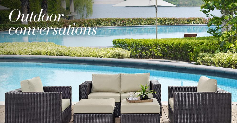 Amazon Com Luxe Outdoor Store Patio Lawn Garden