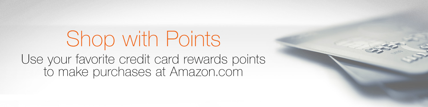 Shop with Points at Amazon.com