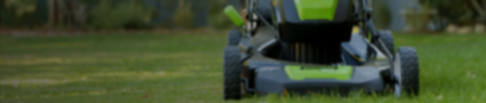 Lawnmower Buying Guide Hero Image