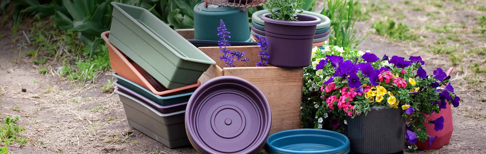 Gardening Pots Planters Amp Accessories Amazon Com