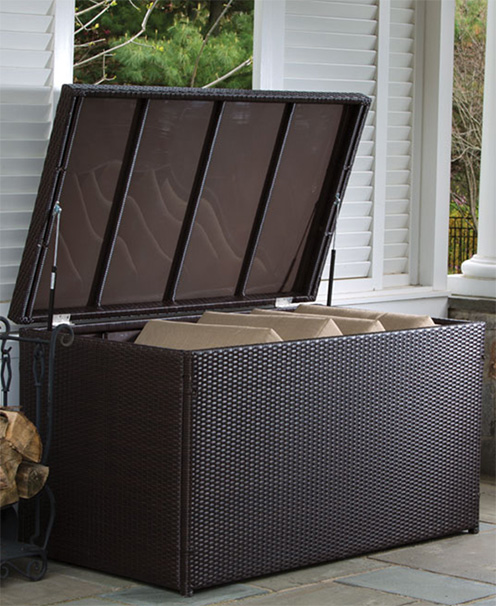 outdoor storage - Outdoor Decor