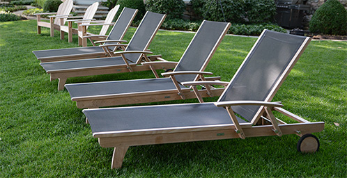 Patio Furniture Loungers