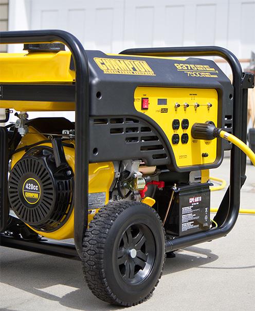 Generator Amp Portable Power Generators Patio Lawn