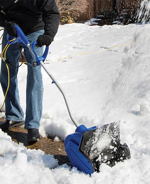 Electric Snow Shovels