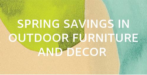 Outdoor furniture deals