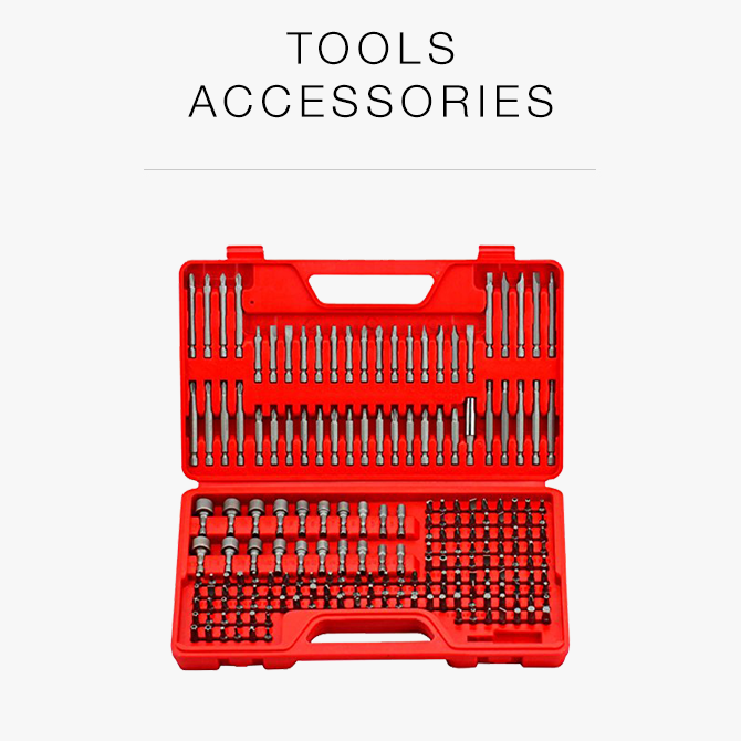 Tool parts and accessories