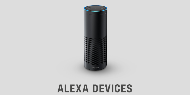 Solutions that work with Alexa