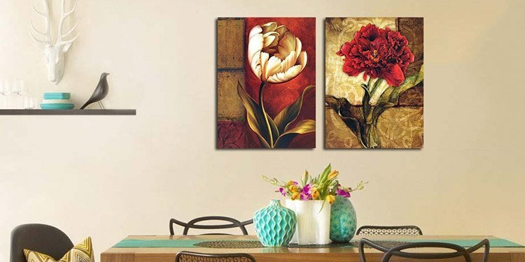 add a touch of art to your home