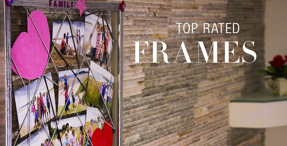 top rated frames