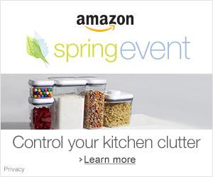 Spring Organization Savings Event