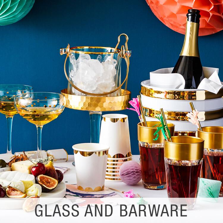 glass and barware