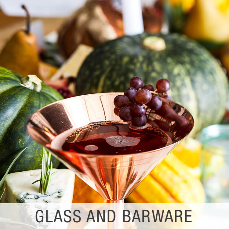 Glass and Barware