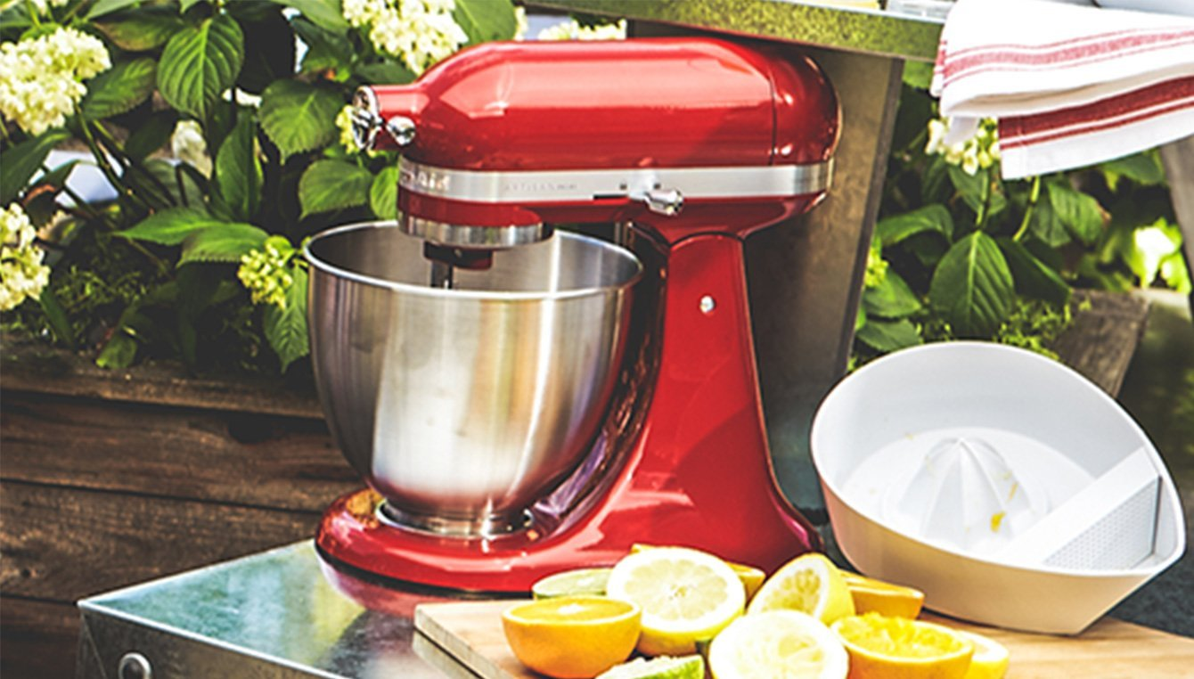 THE NEW KITCHENAID MINI