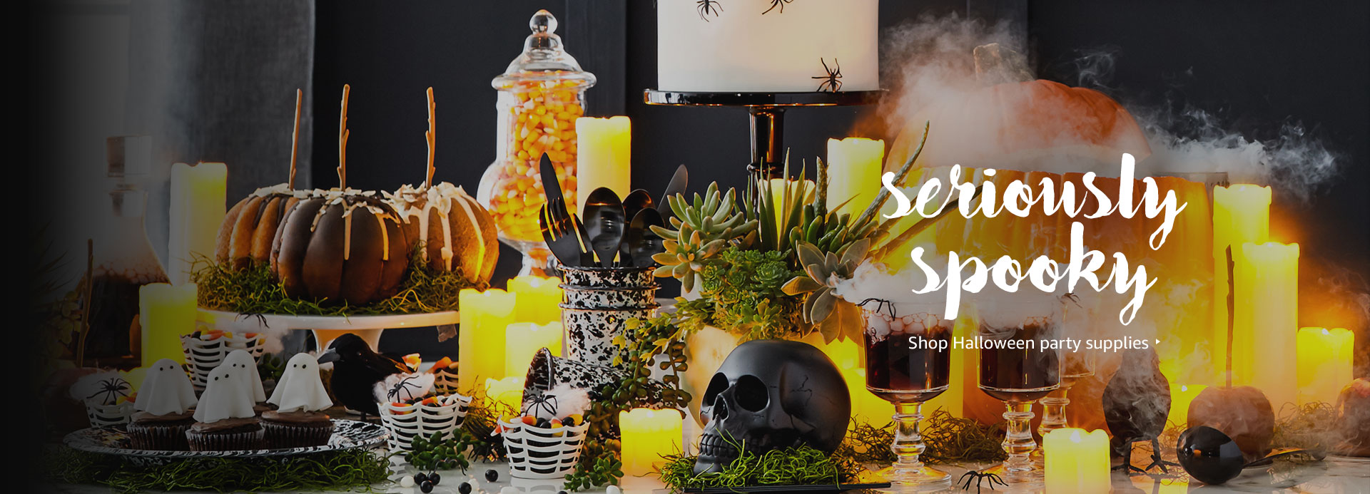 Halloween Party Supplies, Event & Party