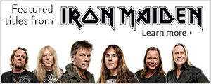 Featured titles from Iron Maiden