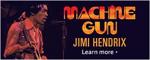 Machine Gun by Jimi Hendrix