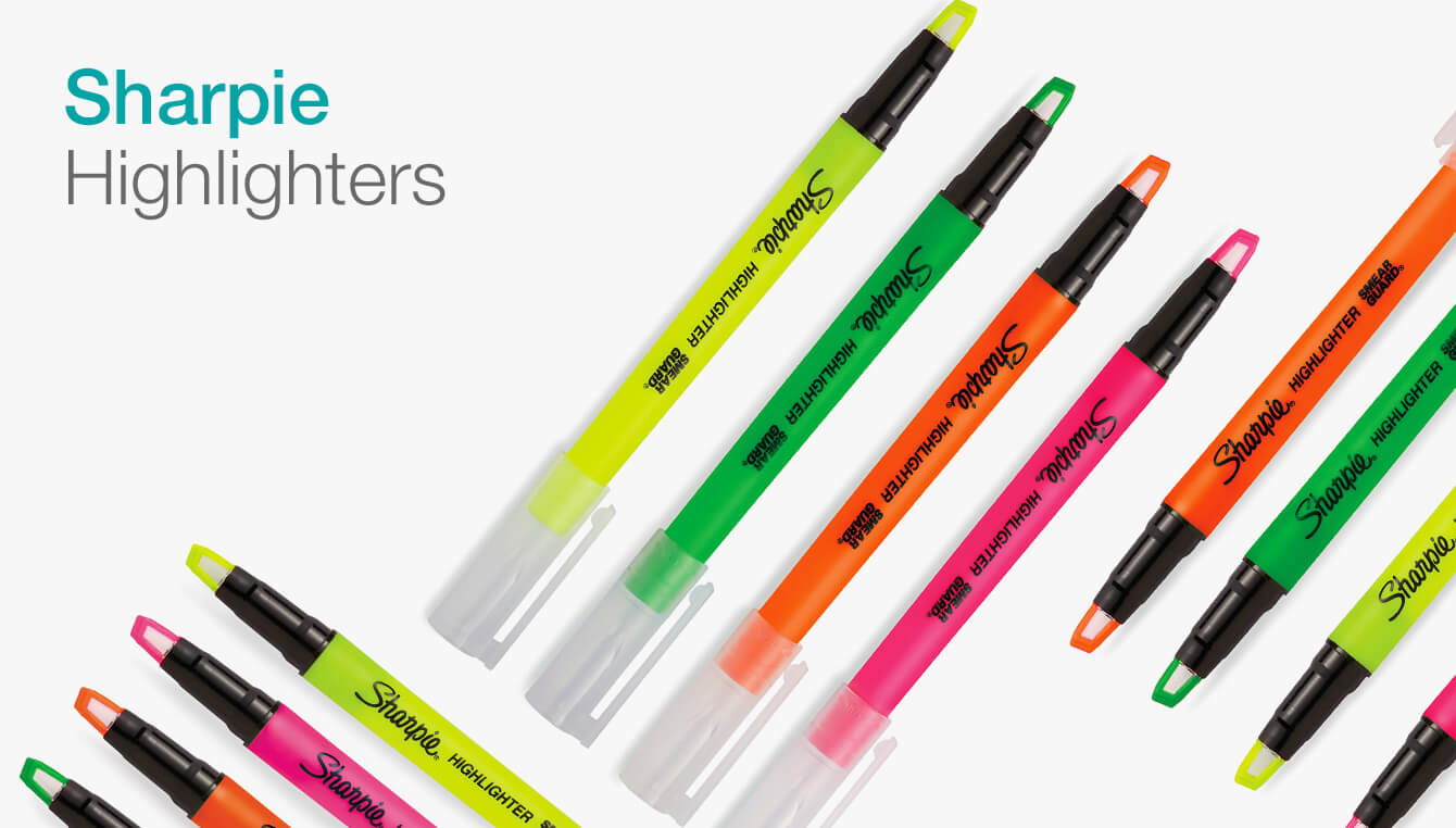 Sharpie Highlighters