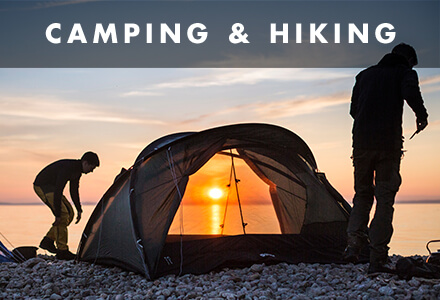 Camping & Hiking Deals