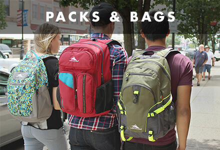Packs & Bags Deals