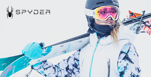 Spyder Winter Apparel on Amazon.com