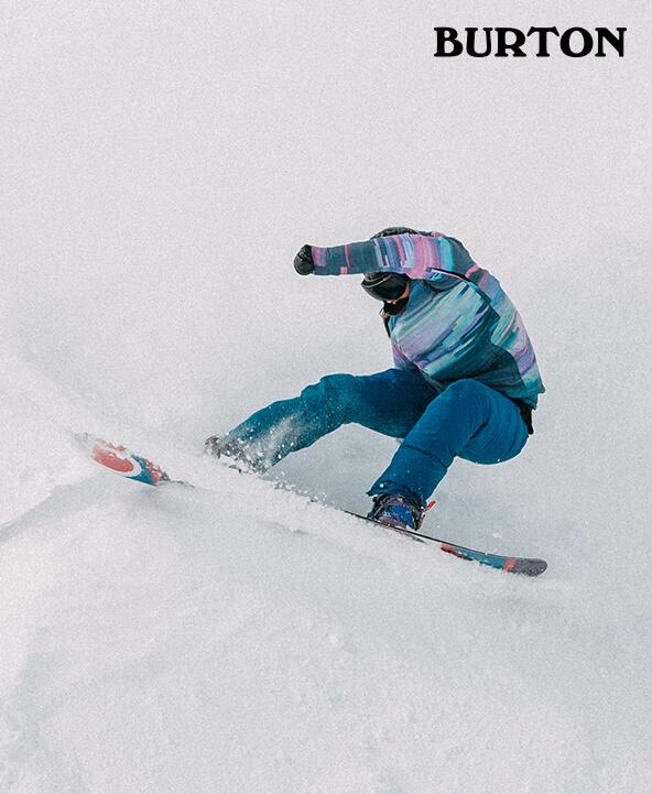 Burton Snowboards Clothing