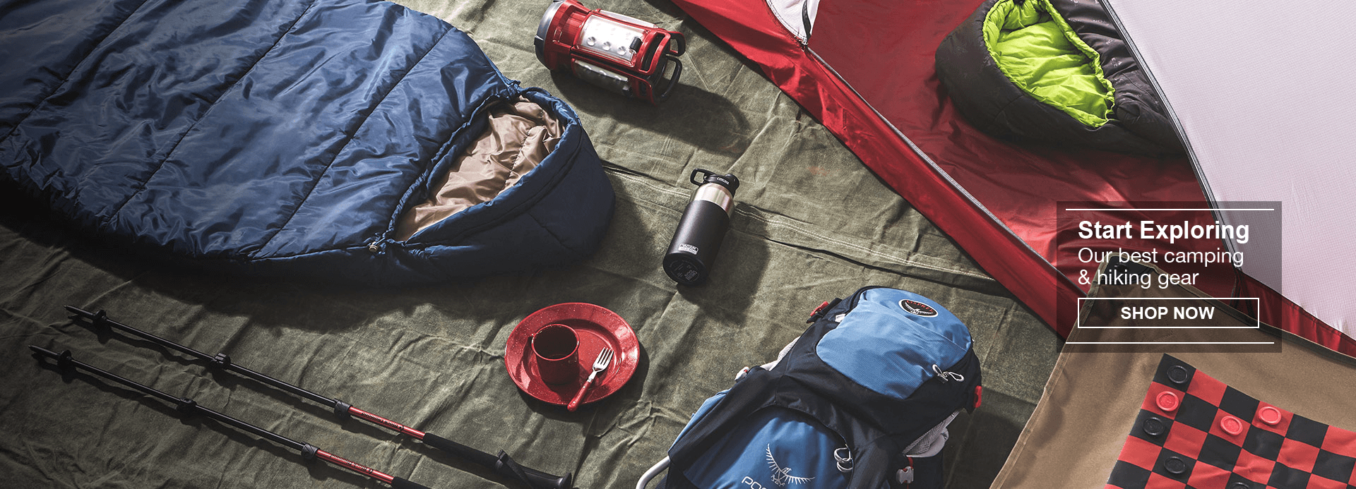 Camping and hiking gear in Outdoor Recreation on Amazon.com