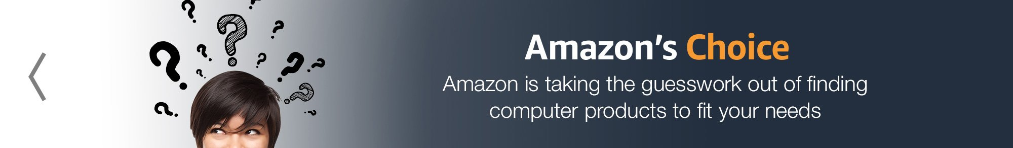 Amazon's Choice