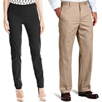 Up to 70% off Men's and Women's Pants