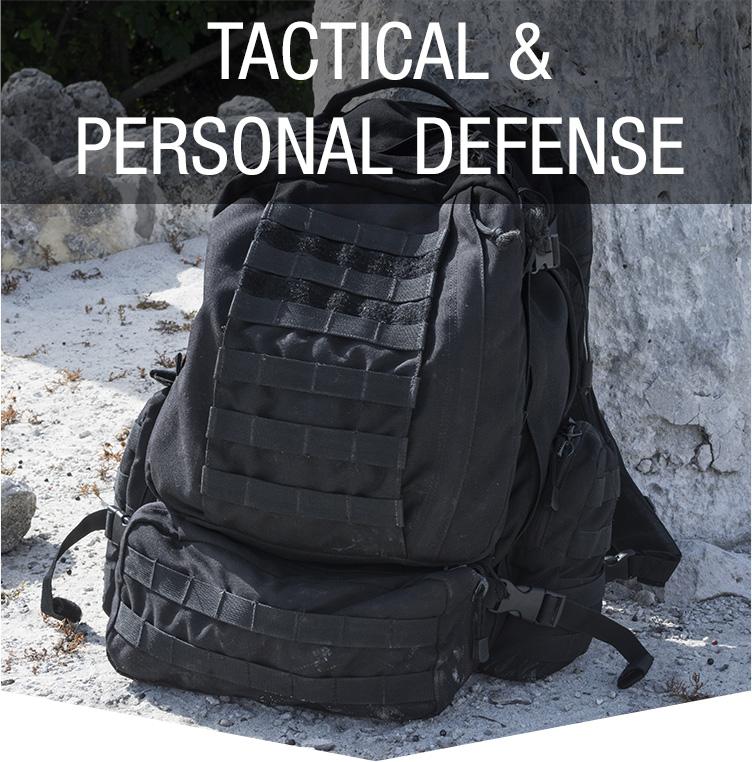 Tactical & Personal Defense