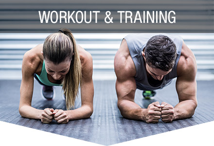 workout and training