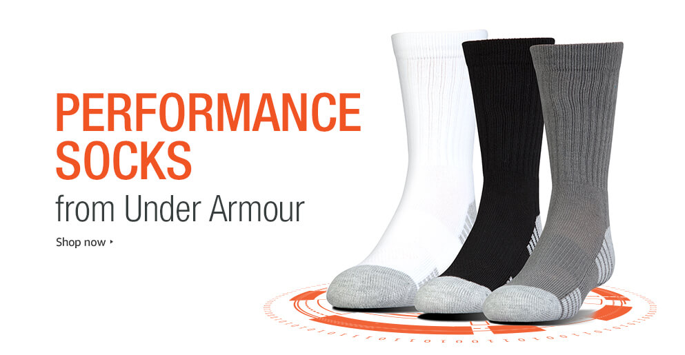 UA Performance Socks