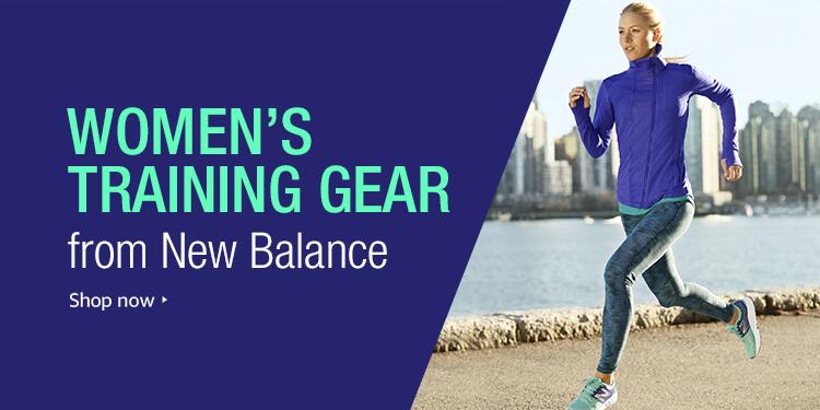 new balance women's training clothing