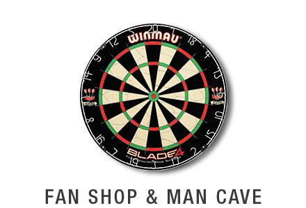 Fan Shop & Man Cave