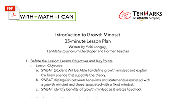 35-minute Introduction to Growth Mindset