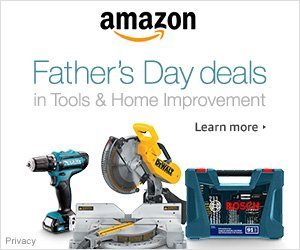 Shop Amazon Father's Day Tools Deals 2016