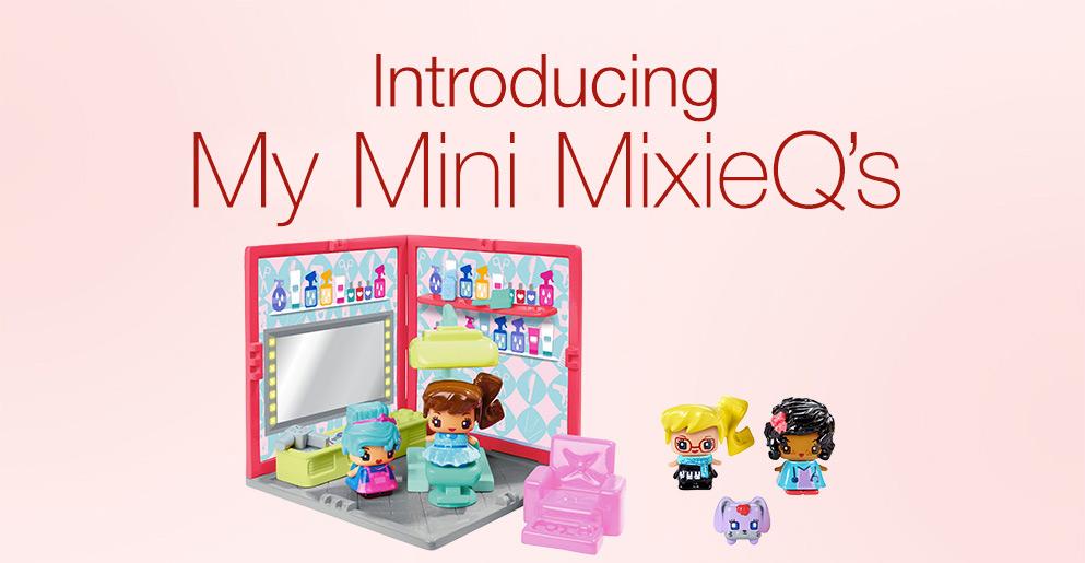 My Minnie MixieQ's