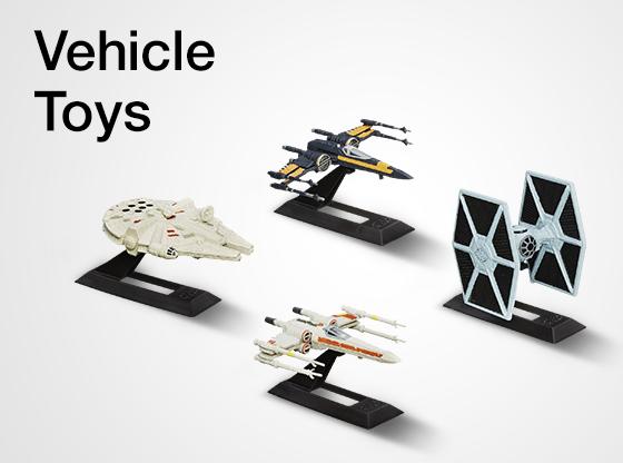 Vehicle Toys