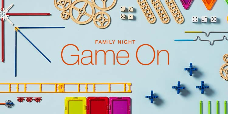 Family Night Game On