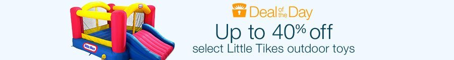 Little Tikes Deal of the Day