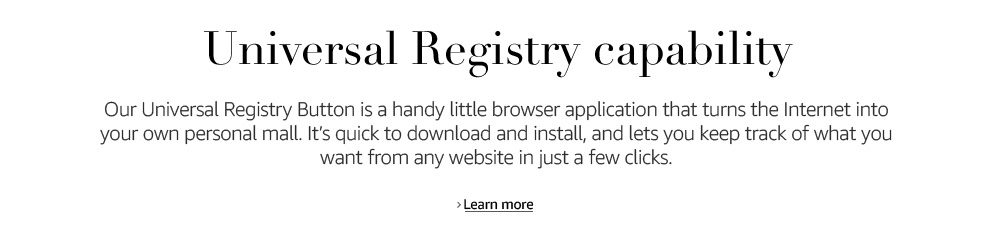 Wedding Registry Benefits Discounts Amazon Bridal and Wedding