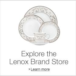 Explore the Lenox Brand Store