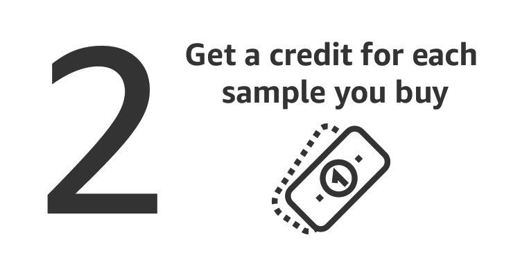 amazon com samples