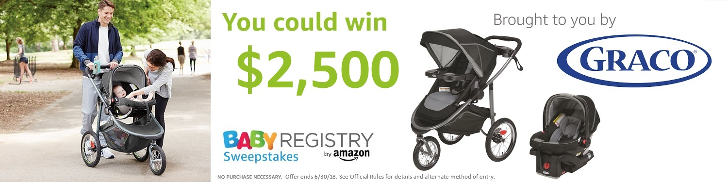 Baby Registry and Graco Sweepstakes