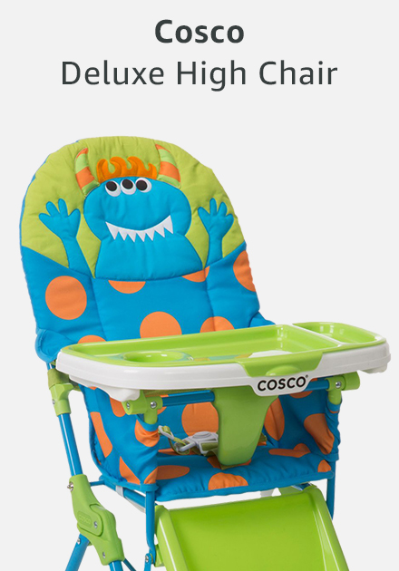 Cosco deluxe high chair