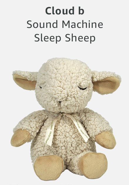 Cloub b on sound machine sleep sheep