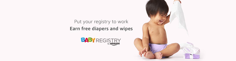 Amazon Baby Registry
