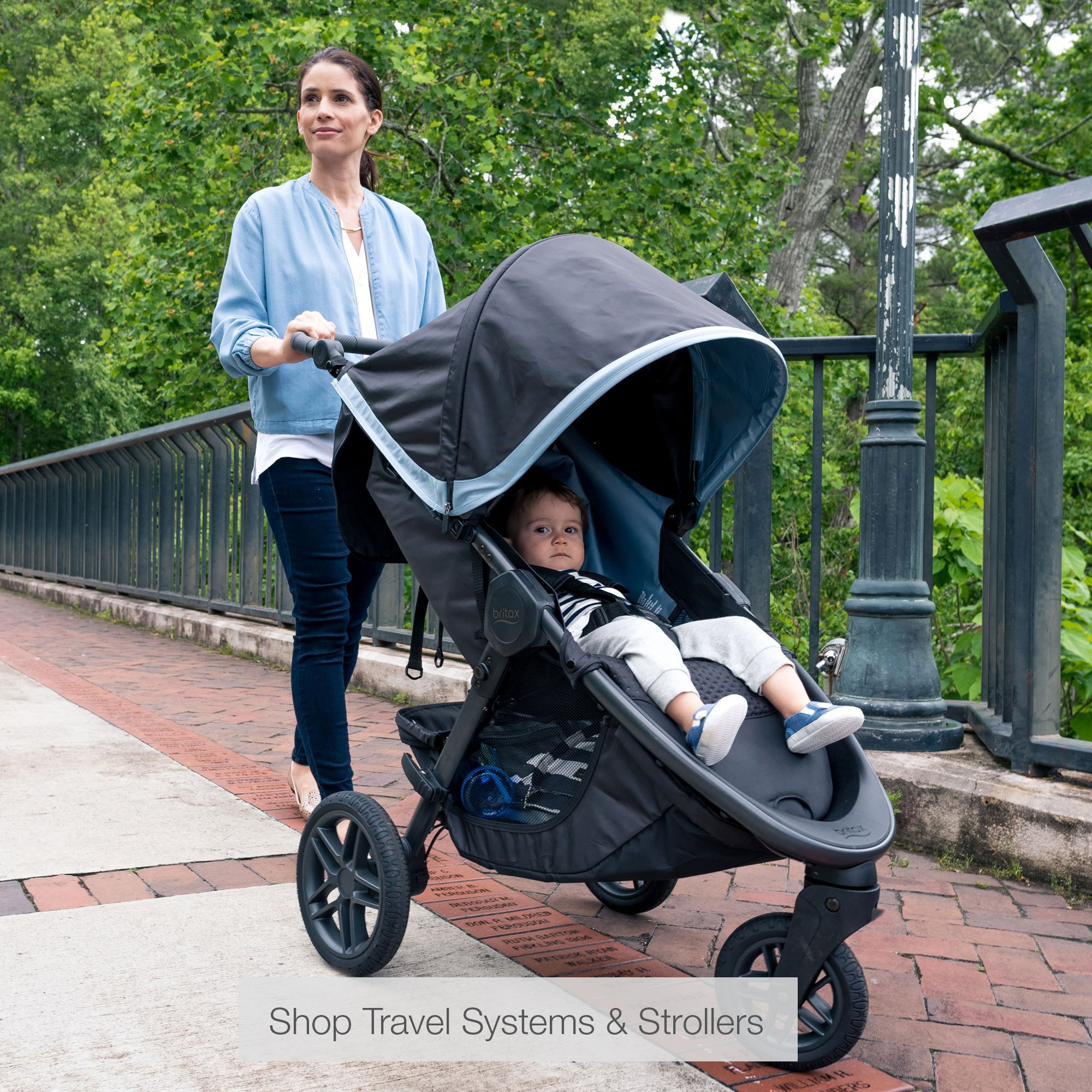 Shop Travel Systems & Strollers