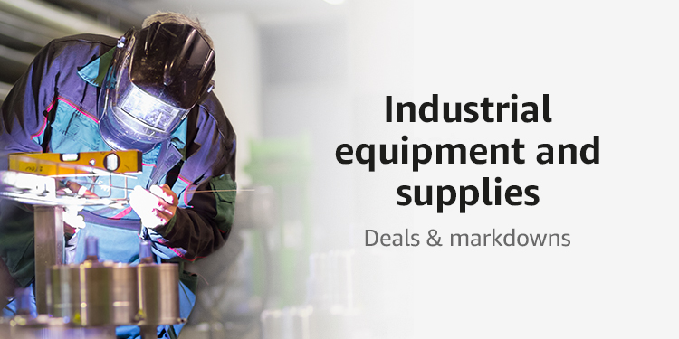 Deals on industrial supplies