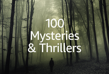 100 mysteries and thrillers