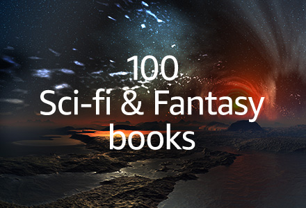 100 science fiction and fantasy books